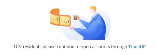 Tiger Brokers US Open Account TradeUP