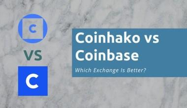 Coinhako vs Coinbase