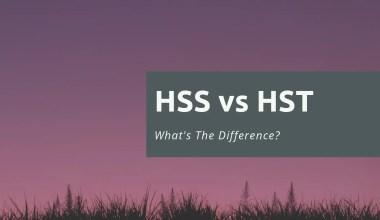 HSS vs HST
