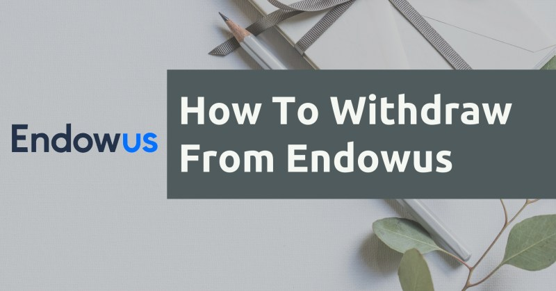 How To Withdraw From Endowus