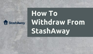 How To Withdraw From StashAway