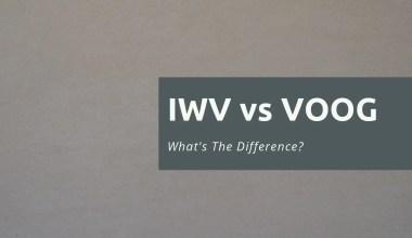 SPYG vs VOOG 1