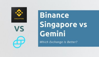 Binance Singapore vs Gemini
