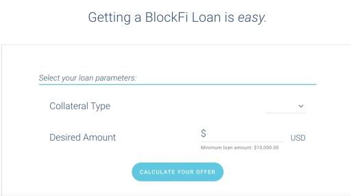 BlockFi Loan