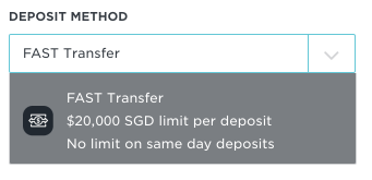 Gemini Select FAST Transfer