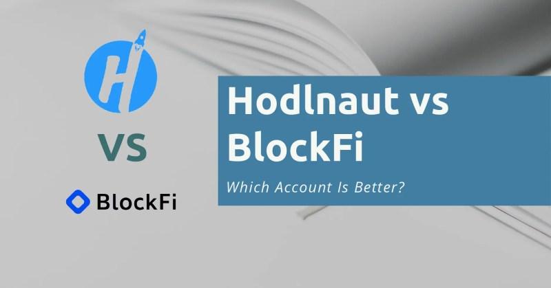 Hodlnaut vs BlockFi