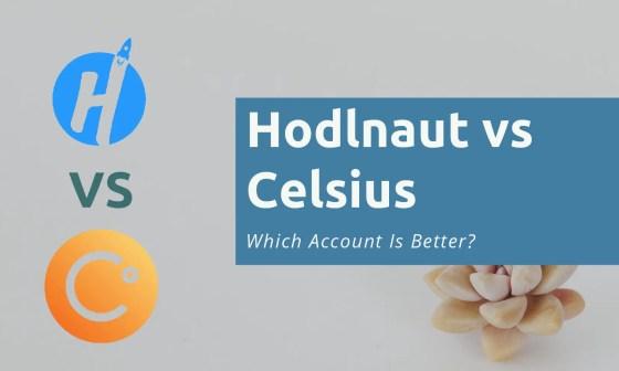 Hodlnaut vs Celsius