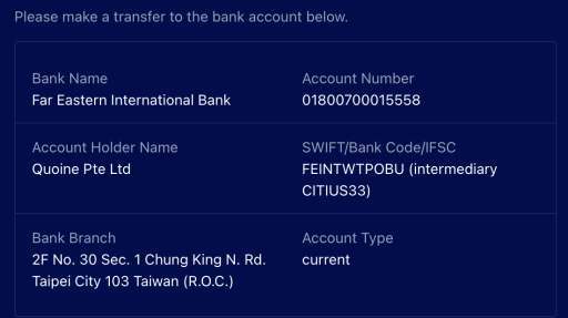 Liquid Far East International Bank