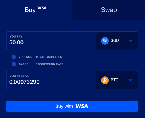 Liquid Pay By Credit Card