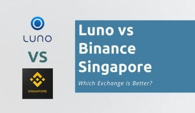 Luno vs Binance Singapore