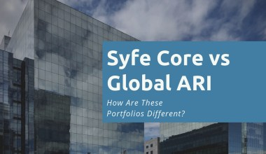 Syfe Core vs Global ARI