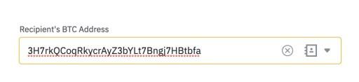 Binance Send Bitcoin to Coinhako Address