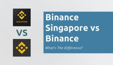 Binance Singapore vs Binance