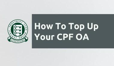 CPF OA Top Up