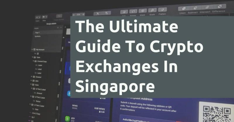 Crypto Exchange Singapore