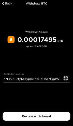 Gemini Send Crypto To Wallet Address BlockFi