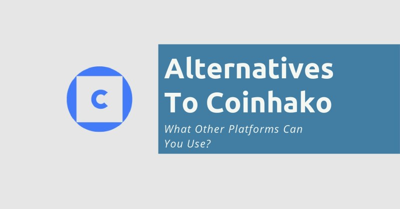 Coinhako Alternatives