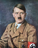 Hitler military portrait