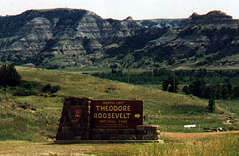 T. R. Roosevelt National Park