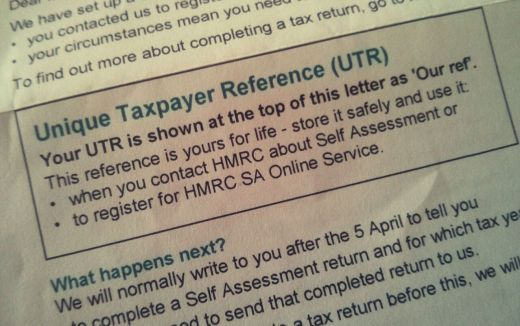 how to fill in your self assessed tax return