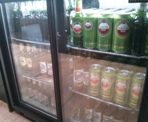 Beer fridge!!!