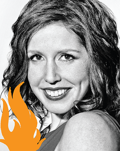 Actress and Comedian Vanessa Bayer