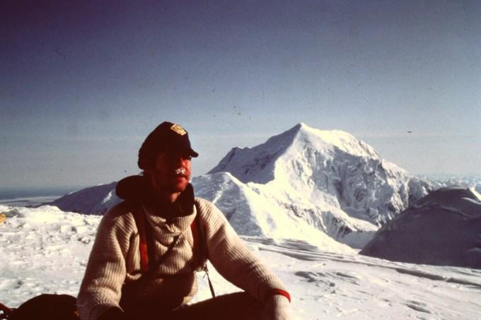 Robert Frank. Winter 1983