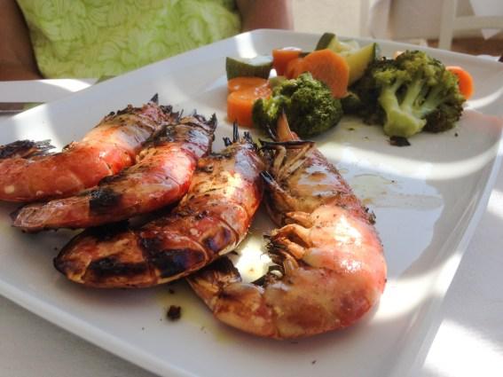 Aegeon Restaurant: Santorini, Greece