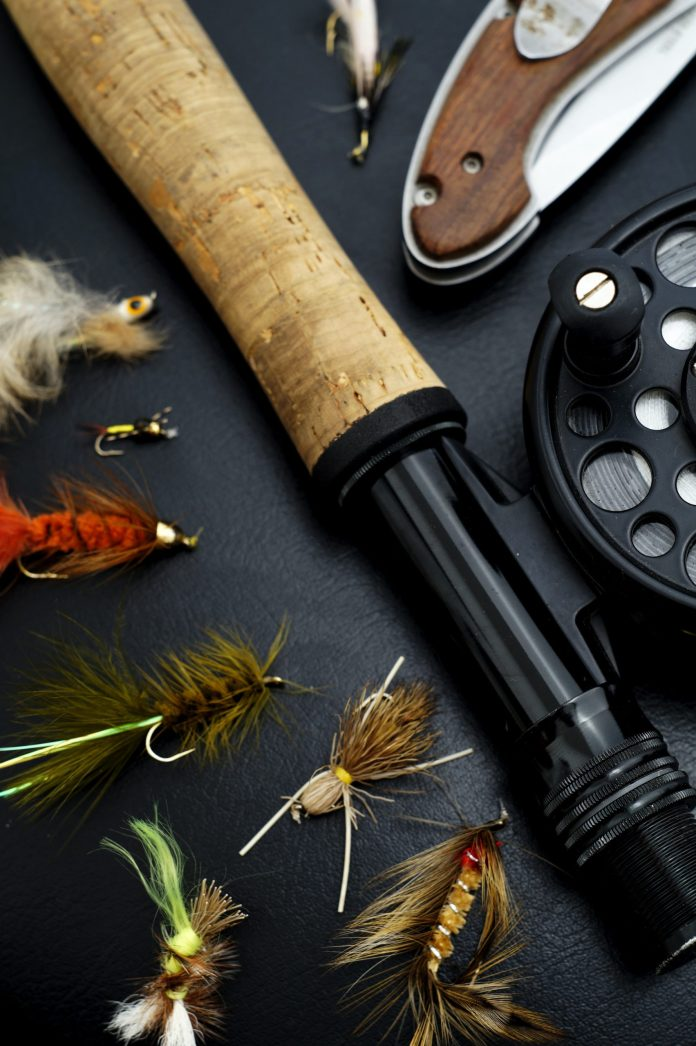 Land big fish by upgrading your fishing equipment