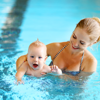 Baby and Toddler Swim