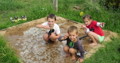 School holiday fun for little kids