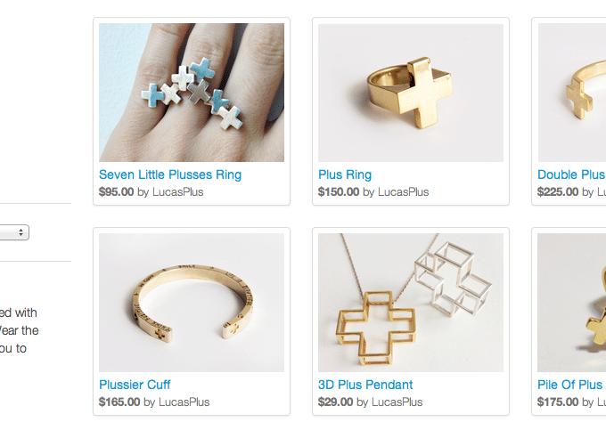 Holiday Shoutout: LucasPlus Jewelry