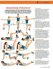 Girls' Life Magazine | Expert Contributor, Workout Design | July 2013