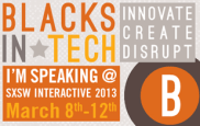 We're presenting at South by Southwest Interactive 2013!