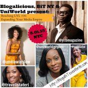 Blogalicious Social Media Panel