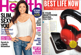 Health Magazine | Expert Contributor, Best Life Now | December 2013 Page 13 | http://bit.ly/Dec13HealthAW