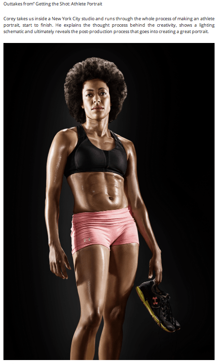 Andia Winslow: Athlete Portrait