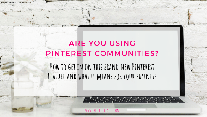 Are Pinterest Communities a Game Changer?