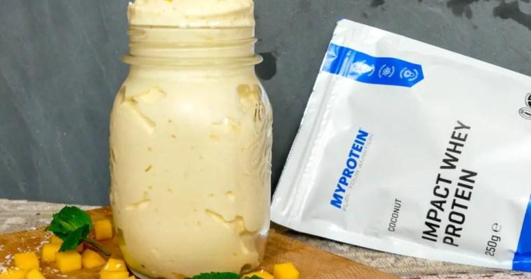 Mango proteine fluff