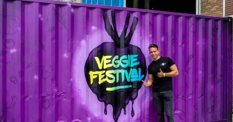 Het VEGGIE Festival in Amsterdam
