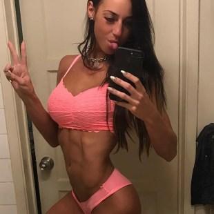 Amy Quine WBFF Pro