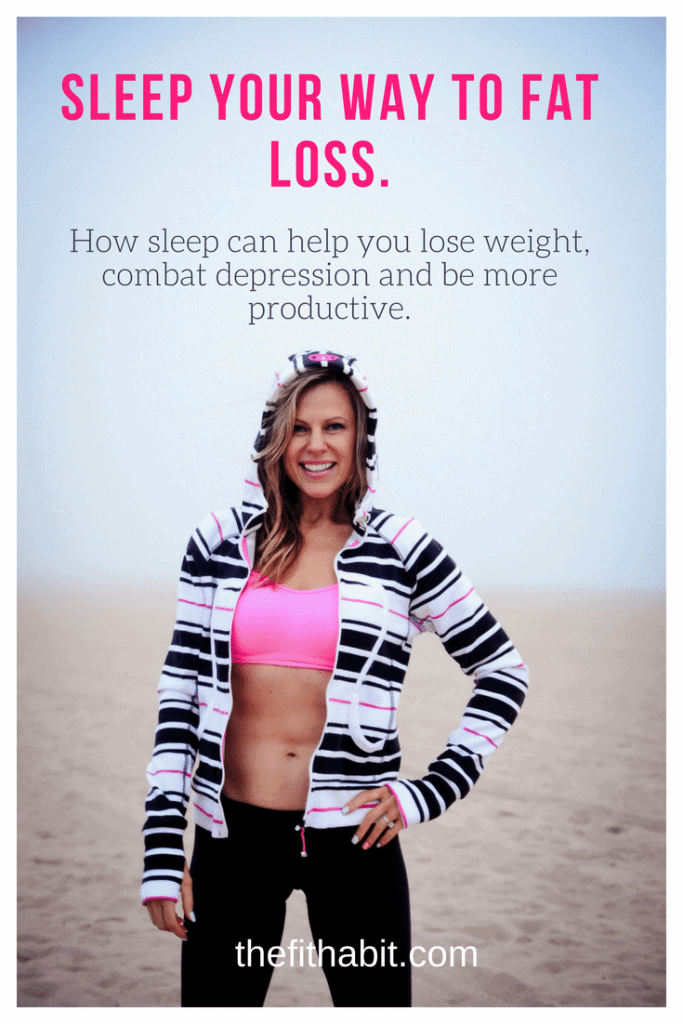sleep weight loss