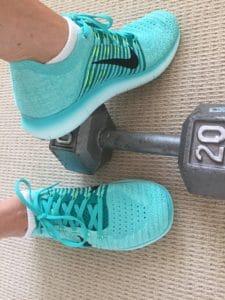 reach fitness goals