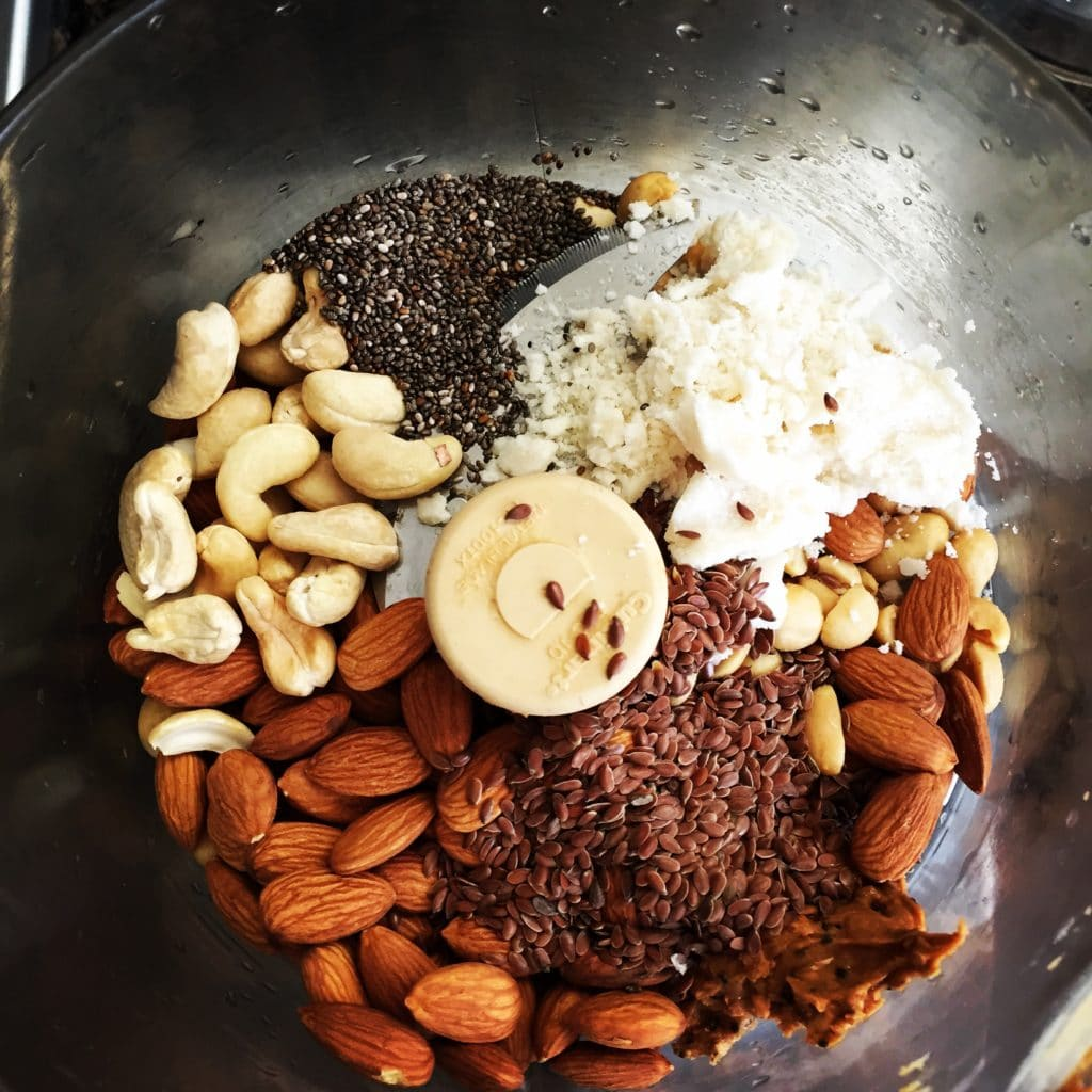 superfood nut butter recipe