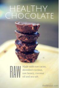 paleo chocolate raw