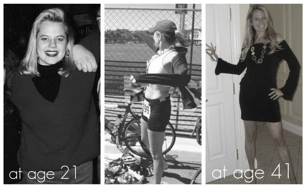 fit over 40 transformation