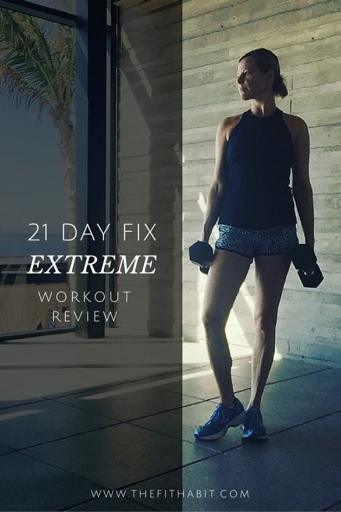 21 day fix workout review.