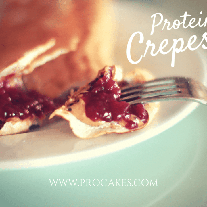 protein crepes, gluten free