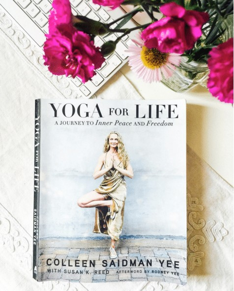 Self-acceptance, yoga and life colleen Yee