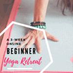 yoga retreat online